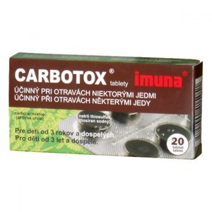 CARBOTOX  20 Tablety