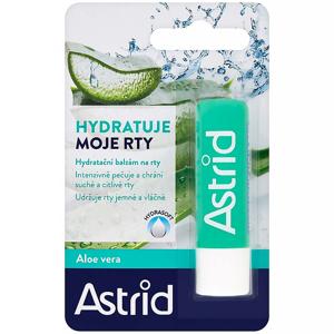 ASTRID Hydratační balzám na rty aloe vera 4,8 g