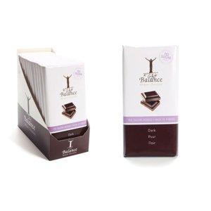 BALANCE Hořká čokoláda bez přidaného cukru 100 g