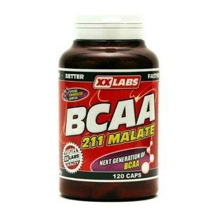NUTRITION BCAA 211 Malate 120 tablet