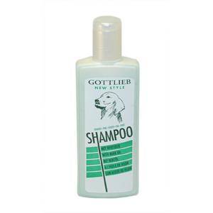 GOTTLIEB Šampon pro psy s makadamovým olejem Smrkový 300 ml