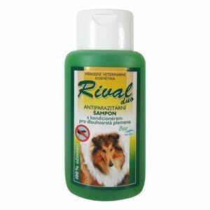 RIVAL DUO Šampon pro psy a kočky 220 ml