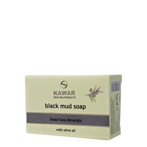 KAWAR Mýdlo s obsahem minerálů a bahna z Mrtvého moře 120 g