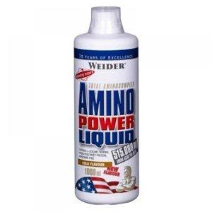 WEIDER Amino Power Liquid komplexní aminokyseliny Coca-Cola 1000 ml