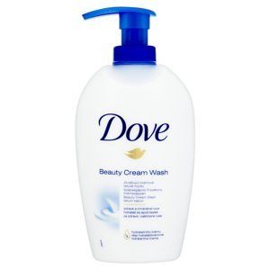 DOVE Krémové tekuté mýdlo 250 ml