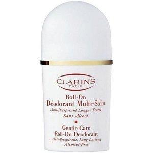 Clarins Gentle Care Roll On Deodorant  50ml Bez alkoholu