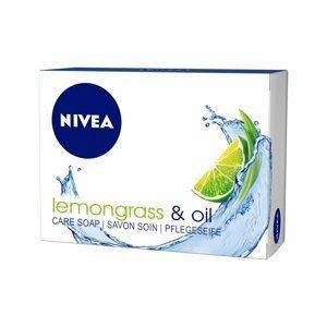 NIVEA Lemongrass & Oil Krémové tuhé mýdlo 100 g