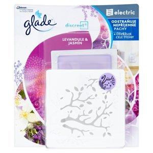 GLADE by Brise Discreet Electric levandule & jasmín elektrický osvěžovač vzduchu 8 g