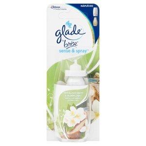 GLADE by Brise Sense & Spray Santalové dřevo & jasmín z Bali náplň 18 ml