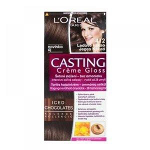 L'ORÉAL Casting Creme Gloss číslo 412 Ledové kakao
