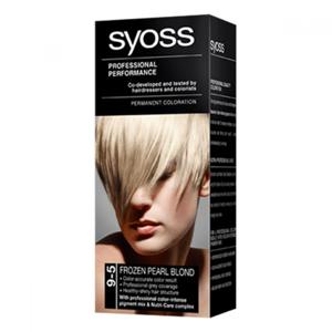 SYOSS Barva na vlasy odstín ledově perleťově plavý 9-5