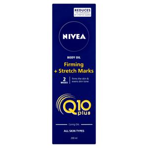 NIVEA  Q10 Plus Zpevňující tělový olej 200 ml