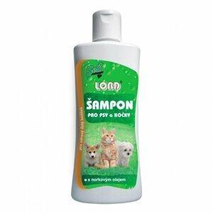 Lord šampon pro psy,kočky s norkovým olejem 250ml
