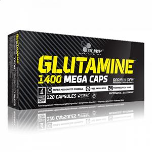 OLIMP Glutamine Mega Caps 120 kapslí