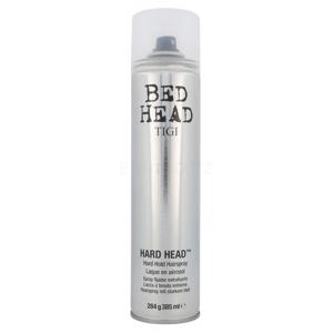 TIGI Bed Head Hard Head Silně tužící lak na vlasy 385 ml