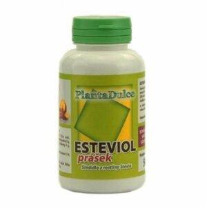 ESTEVIOL prášek sladidlo z rostliny Stevia 50 g