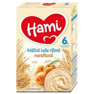 HAMI Mléčná kaše Meruňková 225 g