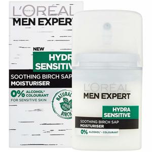 L'ORÉAL Men Expert Hydra Pleťový krém Sensitive 50 ml