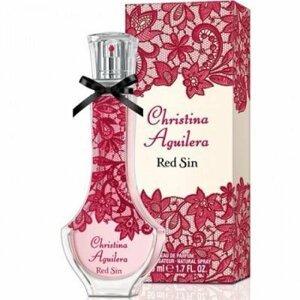Christina Aguilera Red Sin edp 15 ml