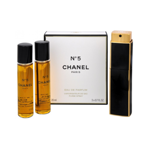 Chanel No.5 Parfémovaná voda 3x20ml