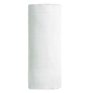 T-TOMI Bambusová dětská osuška bílá 1 kus