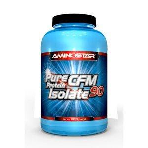 AMINOSTAR Pure CFM Protein Isolate 90% 1000 g - Vanilka