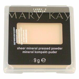 MARY KAY Tuhý minerální pudr Ivory 2