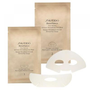 Shiseido Benefiance Pure Retinol Intensive Face Mask 4 ks