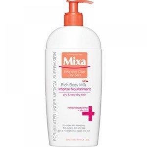 MIXA Body tělové mléko Intenzivní vyživující 400 ml