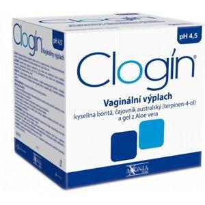AXONIA Clogin vaginální výplach 5x 100 ml