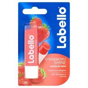 LABELLO Strawberry Shine Tónovací balzám na rty 4,8 g