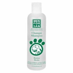 Přírodní šampon s biotinem 300 ml