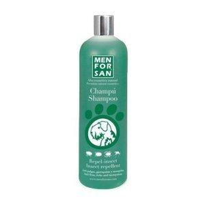 MENFORSAN Přírodní repelentní šampon proti hmyzu pro psy 1000 ml