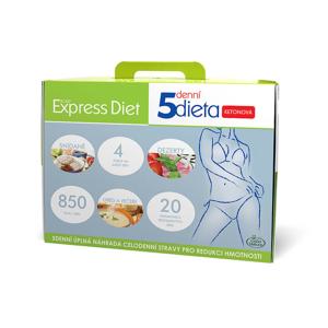 GOOD NATURE Express Diet 5denní proteinová dieta 20 instantních jídel