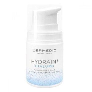DERMEDIC HYDRAIN3 Hialuro - Denní krém proti vráskám 55 g