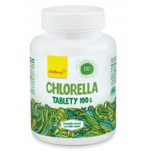 WOLFBERRY Chlorella 400 tablet BIO