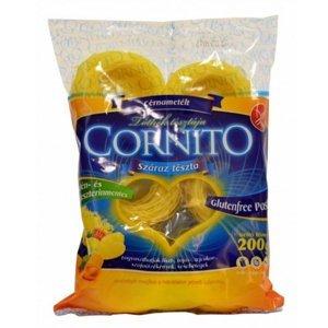 CORNITO Bezlepkové těstoviny nudle vlasové hnízda 200 g