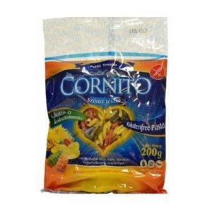 CORNITO bezlepkové těstoviny barevné Twister Fusilli 200 g