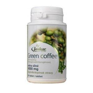 JANKAR PROFI Green coffee extra silná 60 tablet