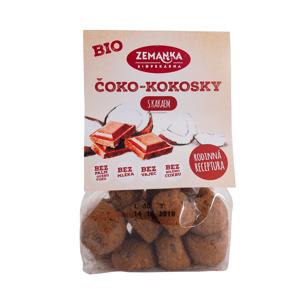 ZEMANKA Čoko-kokosky s kakaem BIO 100 g