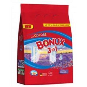 BONUX Color Lavender prací prášek, 20 praní, 1,5 kg