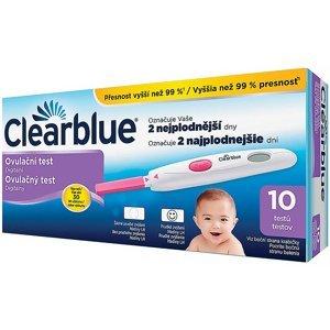 Clearblue ovulační digitální test 10 kusů