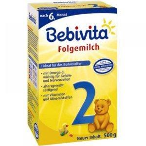 BEBIVITA 2 kojenecké mléko 500 g