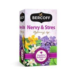 BERCOFF KLEMBER Čaj Nervy a stres 20 sáčků