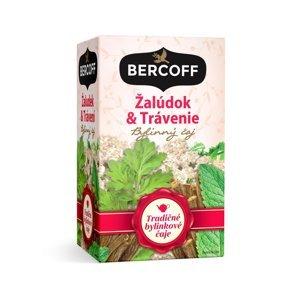 BERCOFF KLEMBER Čaj Žaludek a trávení 20 sáčků