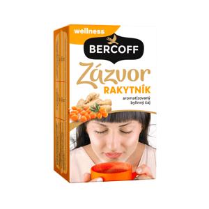 BERCOFF KLEMBER Čaj Zázvor Rakytník 20 sáčků