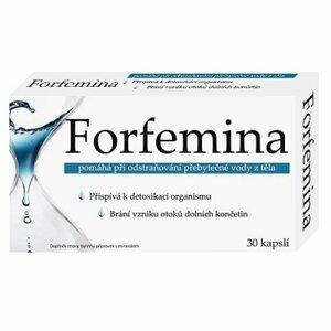 FORFEMINA přípravek na odvodnění těla 30 kapslí