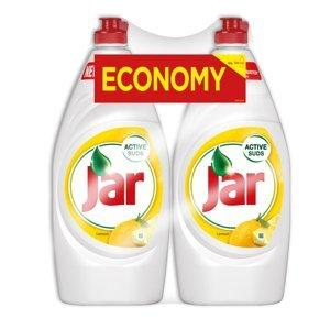 JAR Lemon prostředek na mytí nádobí 2x 900 ml