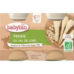 BABYBIO Pastinák 2x130 g