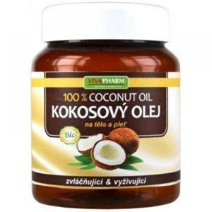 VIVAPHARM Kokosový olej 100% kosmetický 380 ml